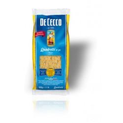 Pâtes Quadretti De Cecco