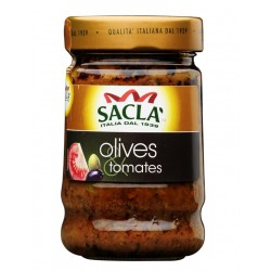 Sauce tomate aux olives-Saclà