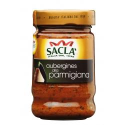 Sauce aubergines alla Parmigiana