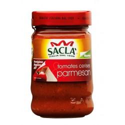 Sacla -sauce tomates cerises et Parmesan