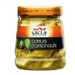 Coeurs d'artichauts- Saclà