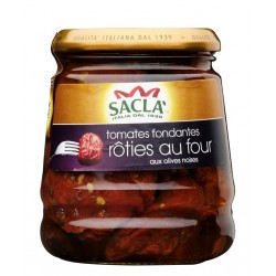 Sacla-Tomates fondantes rôties au four