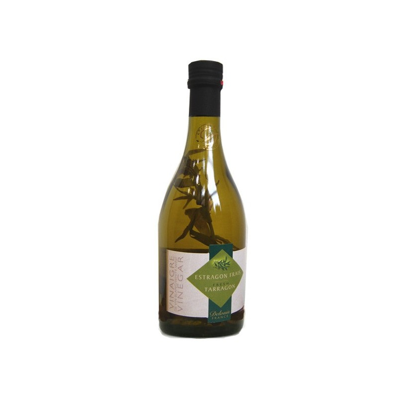 vinaigre de vin blanc l 39 estragon vinaigre delouis. Black Bedroom Furniture Sets. Home Design Ideas