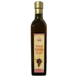 """Vinaigre traditionnel """"Minos""""de Crète"""