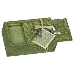 Savon l'olivier-vert 200 Grs