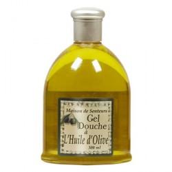 Gel douche à l'huile d'olive 500 Ml.