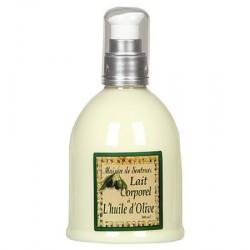 Lait corporel à l'huile d'olive 300ml aux extraits de plantes