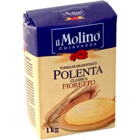 Polenta fioretto -Fine
