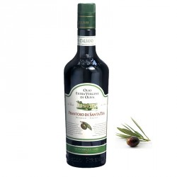 Huile d'olive de Toscane-Fruttoso-Frantoio Santa Tea