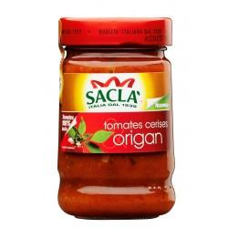 Sauce tomates cerises et origan -Saclà