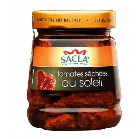Tomates séchées au soleil- Saclà