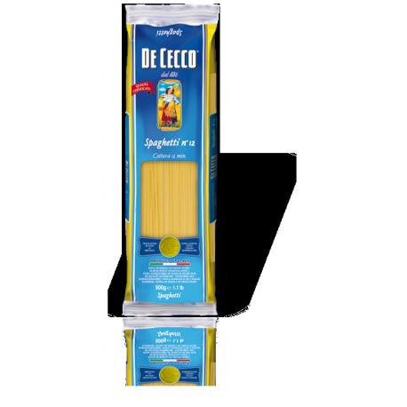 Spaghetti n°12-Pâtes De Cecco