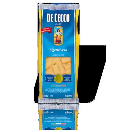 Rigatoni 24-Pâtes De Cecco