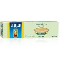 Spaghetti Biologique De Cecco