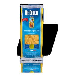Pâtes De Cecco-Conchiglie-Rigate