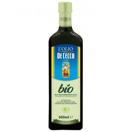 Huile d'olive biologique -De Cecco