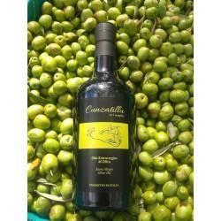 Huile d'olive de Sicile-Cunzatillu