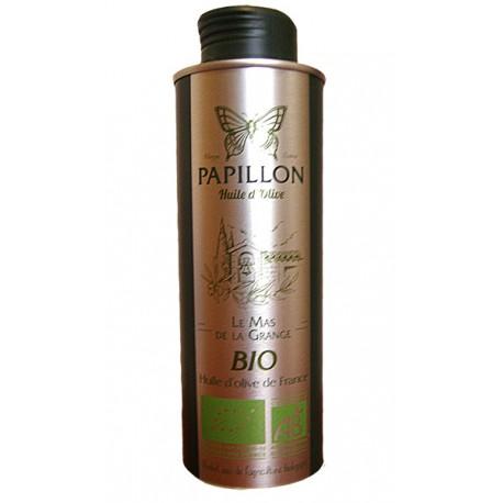 Huile d'olive Papillon bio