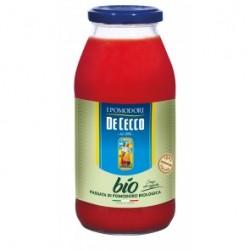 Purée de tomate Bio