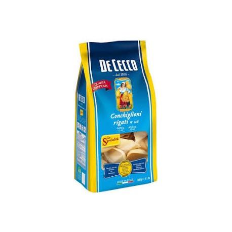 Pâtes Conchiglioni Rigati-De Cecco