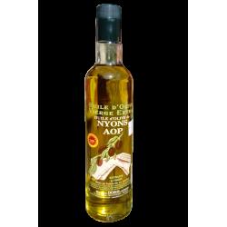 Huile d'olive de Nyons-Moulin Dozol Autrand
