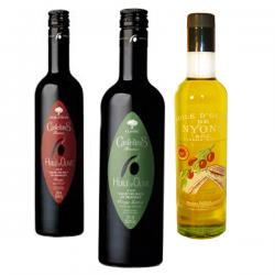 Huiles d'olive AOP en promotion