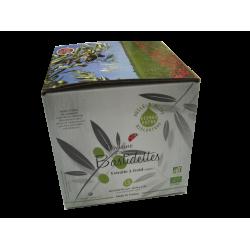 Huiles d'olive Domaine les Bastidettes