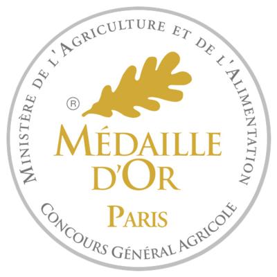 médaille d'or concours agricole dozol autrand